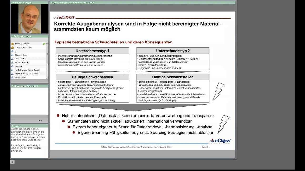 Effiziente Wertschopfungsketten Im Supply Chain Management Scm Youtube