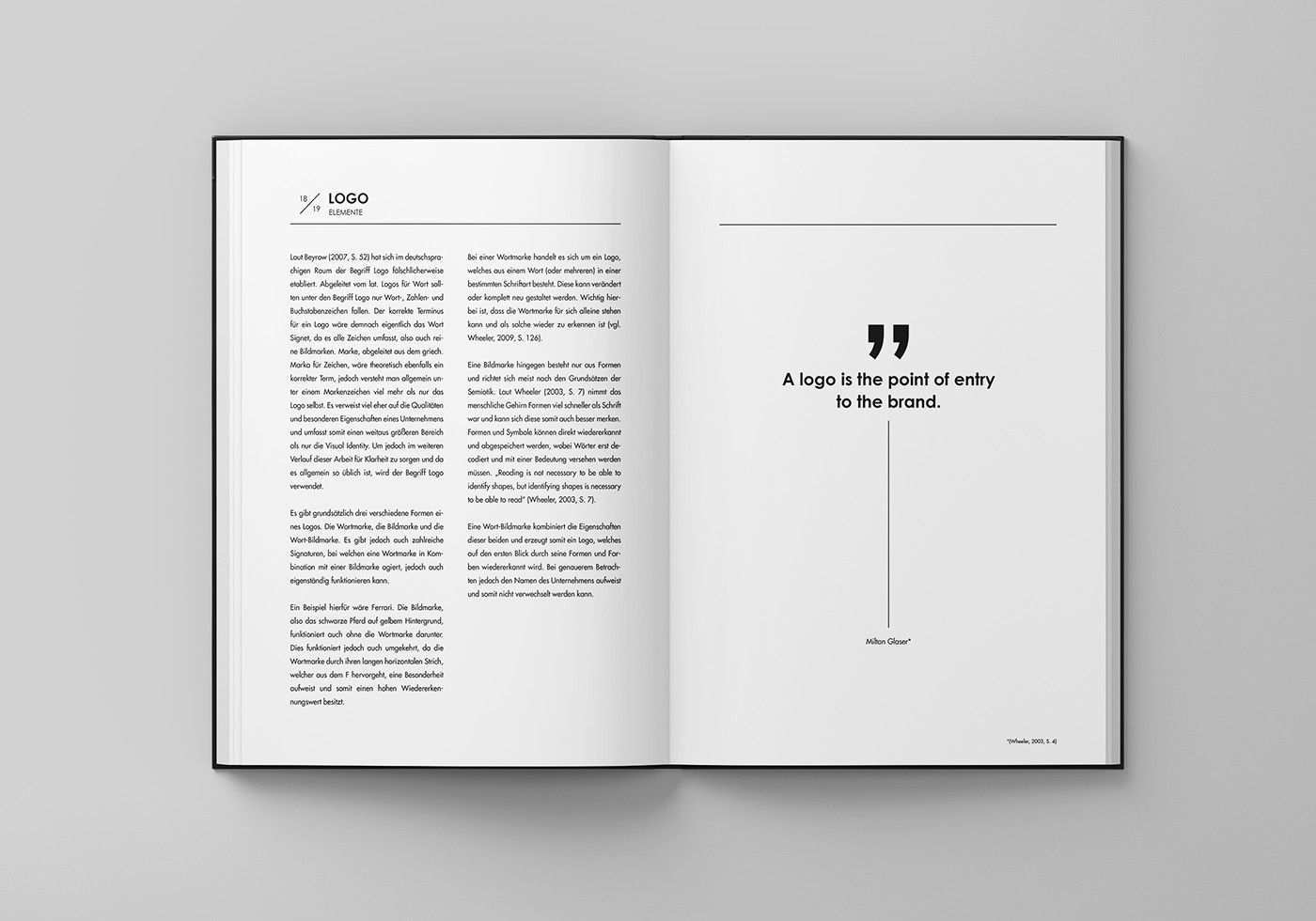 Nasa Visual Identity Toolkit On Behance Visual Identity Nasa Identity