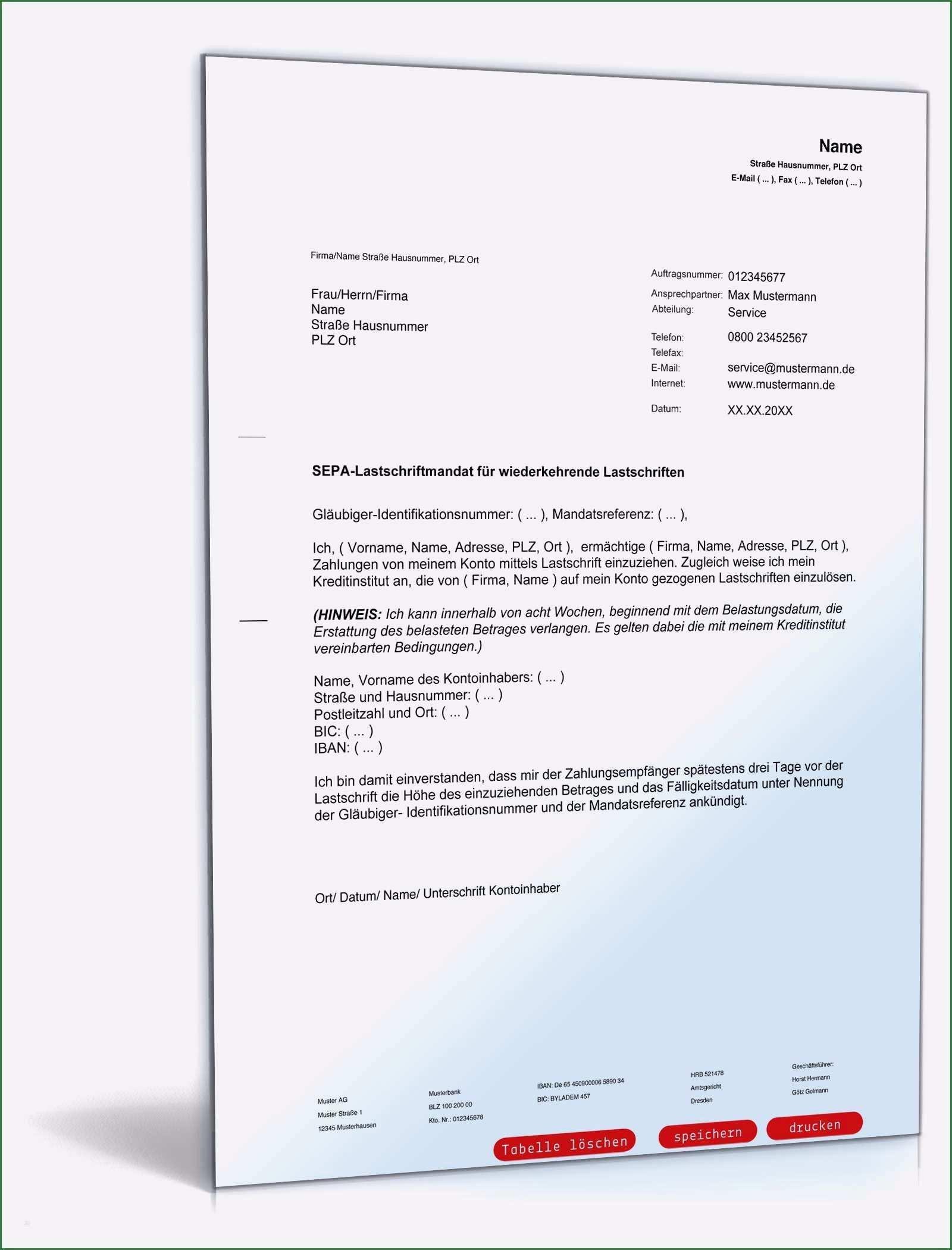 12 Feinste Widerruf Sepa Lastschriftmandat Vorlage Die Sie Begeistern Vorlagen Anschreiben Vorlage Arbeitsbescheinigung