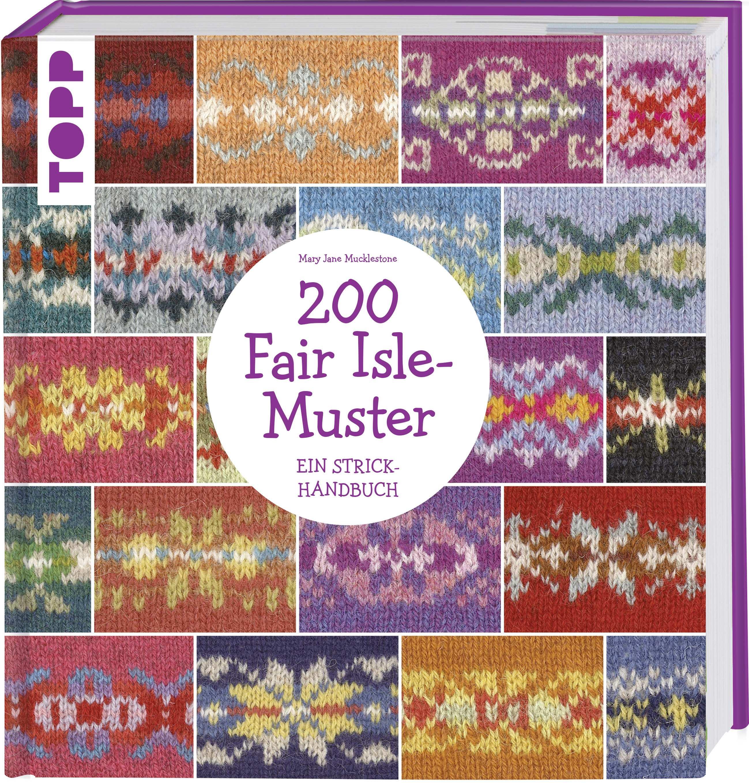 200 Fair Isle Muster Stricken Von Topp
