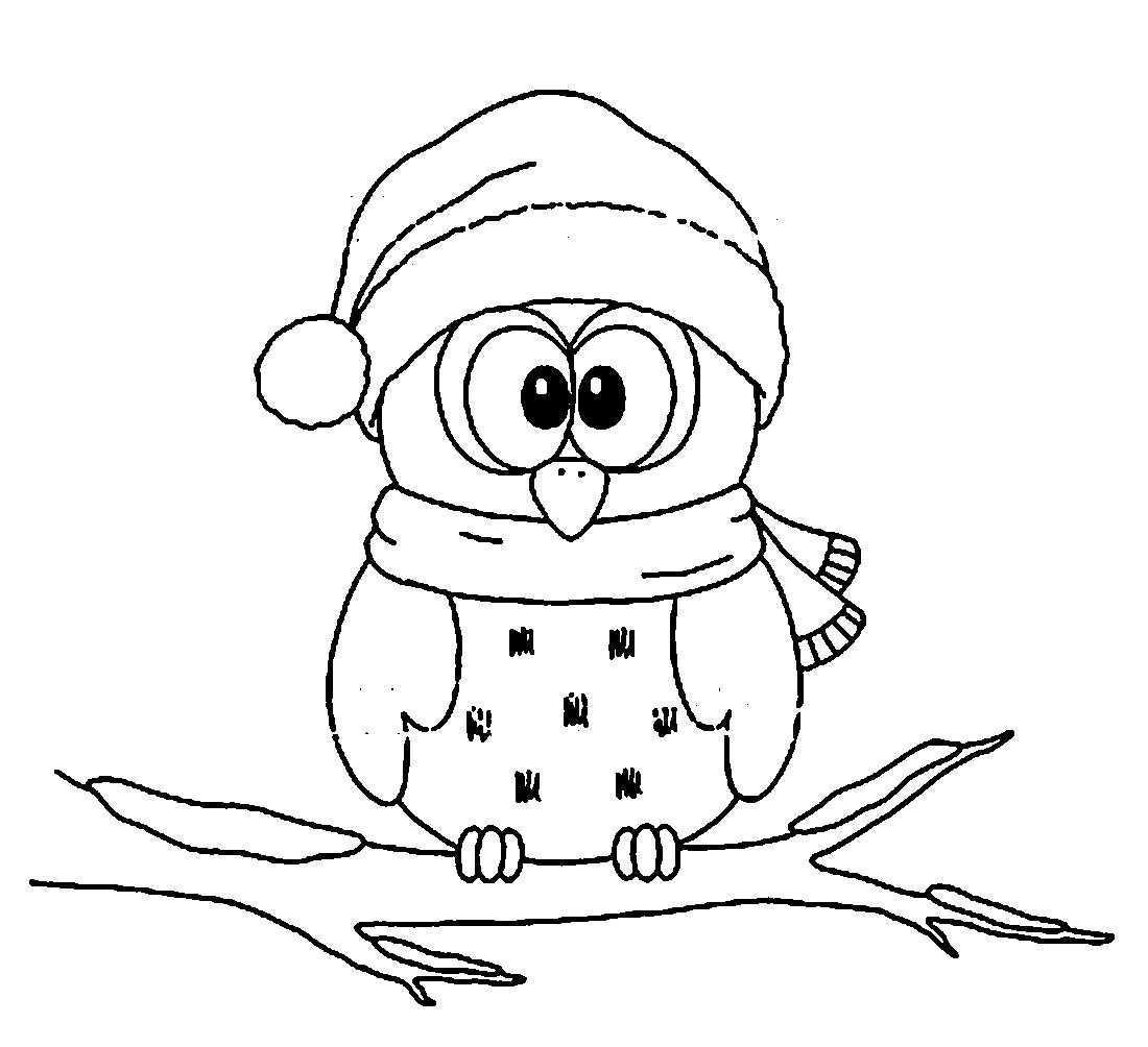 Pin Von April Waller Auf Coloring Pages For Kids Malvorlage Eule Malvorlagen Weihnachtsmalvorlagen