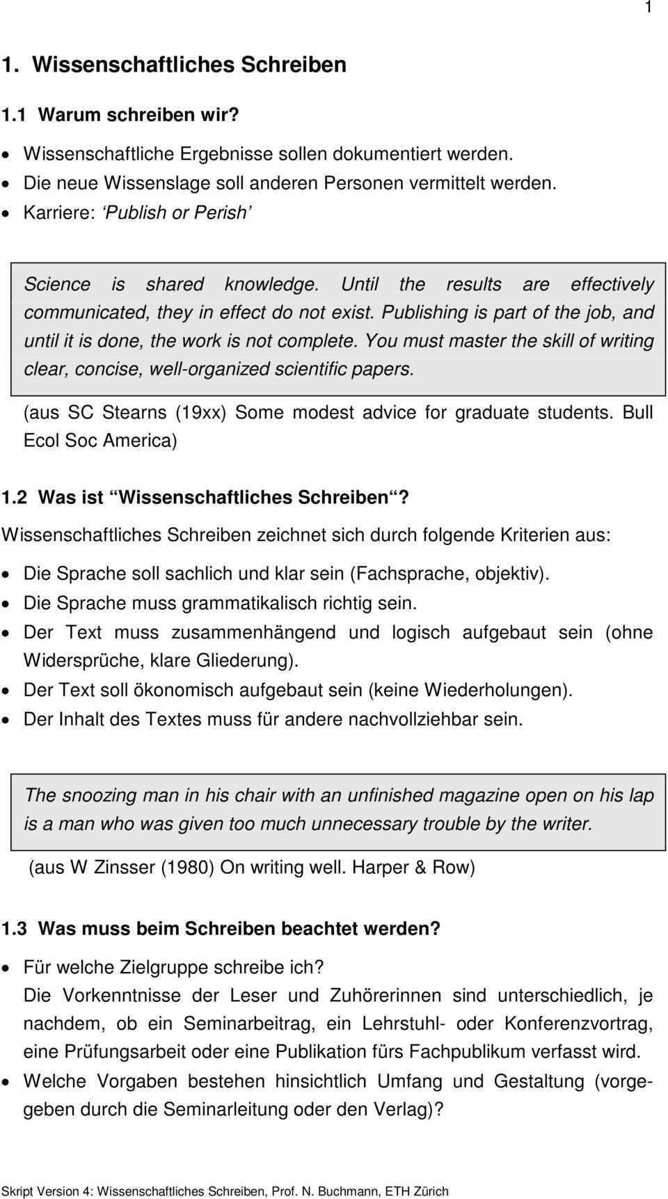 Wissenschaftliches Schreiben Pdf Free Download