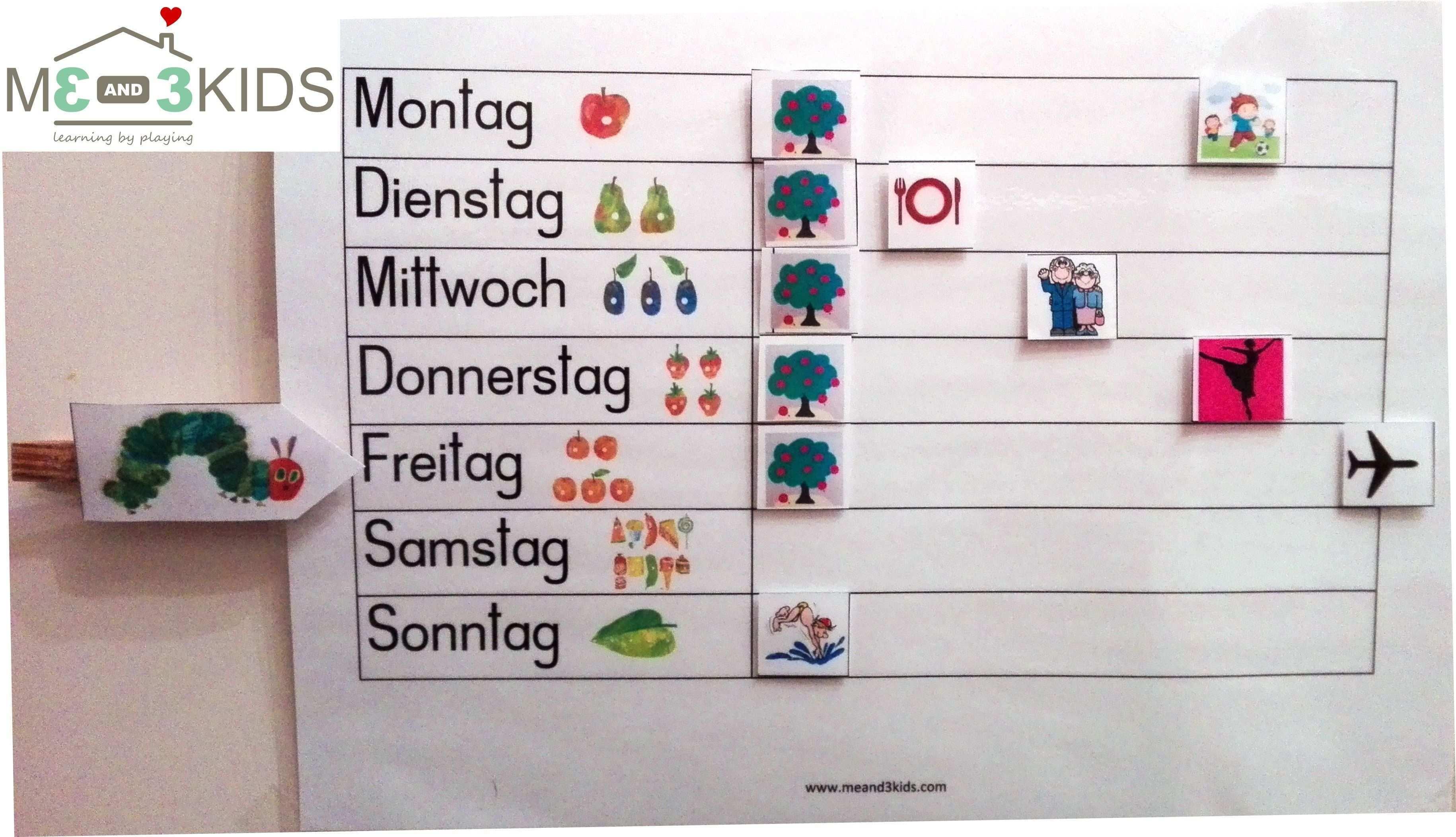 Vorlage Wochenplan Kindergarten Google Suche Wochen Planer Kalender Fur Kinder Wochenplan Vorlage