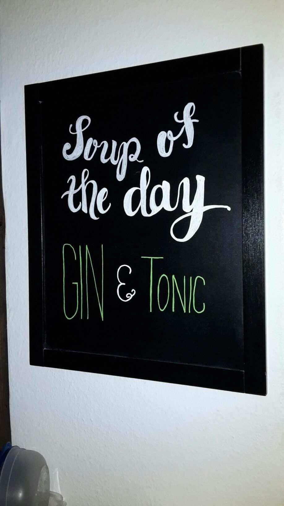Der Erste Versuch Mit Kreidestiften Von Rossmann Chalkboard Quote Art Art Quotes Chalkboard Quotes