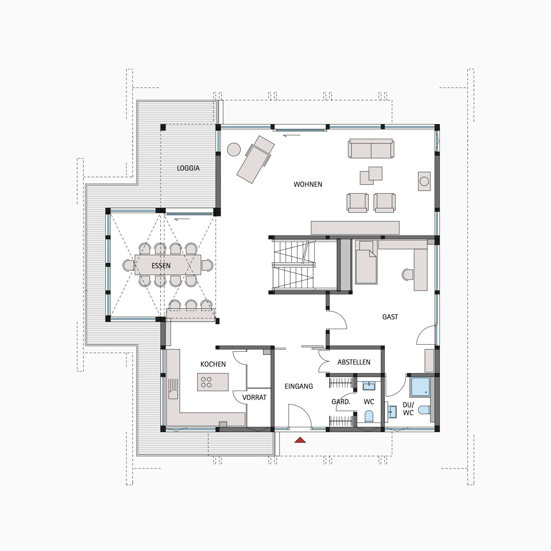 Art 5 Bauprojekt 3 Huf Haus Fachwerkhauser Haus Haus Ideen