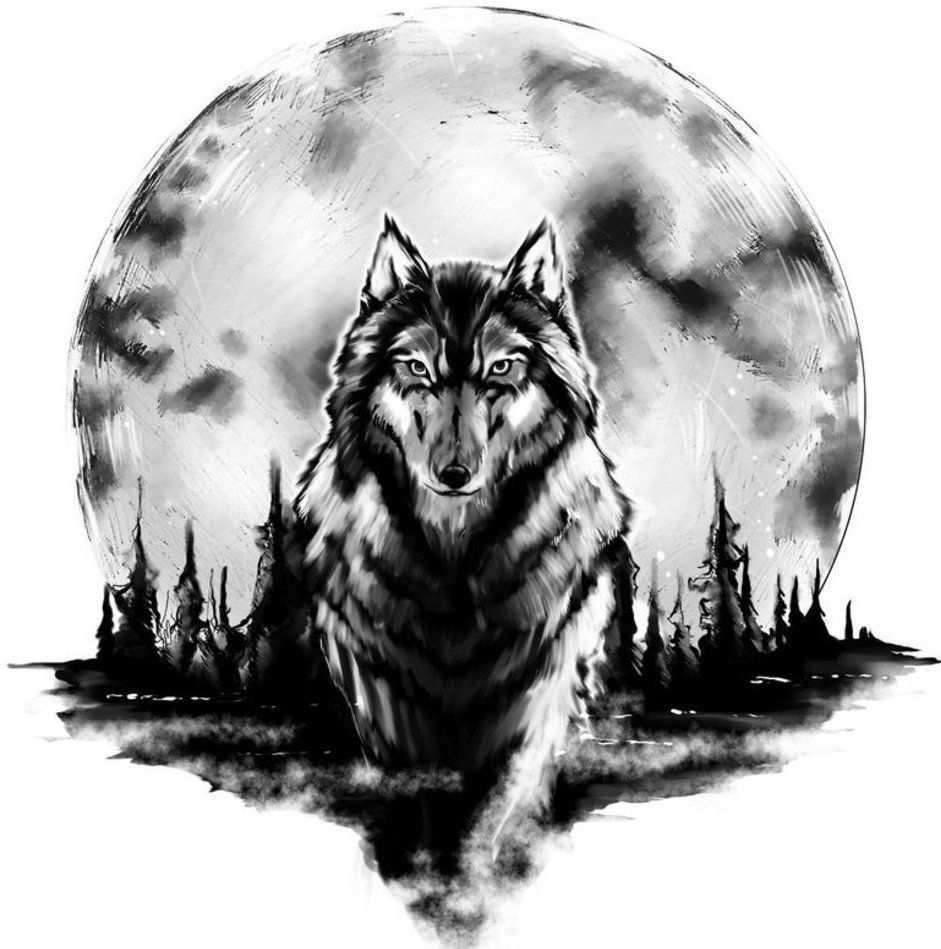 Tattoo Vorlagen 60 Kostenlose Tiermotive Tattoovorlagen Tattoos Zenideen Wolf Tattoo Bedeutung Wolf Tattoos Wolf Tattoo