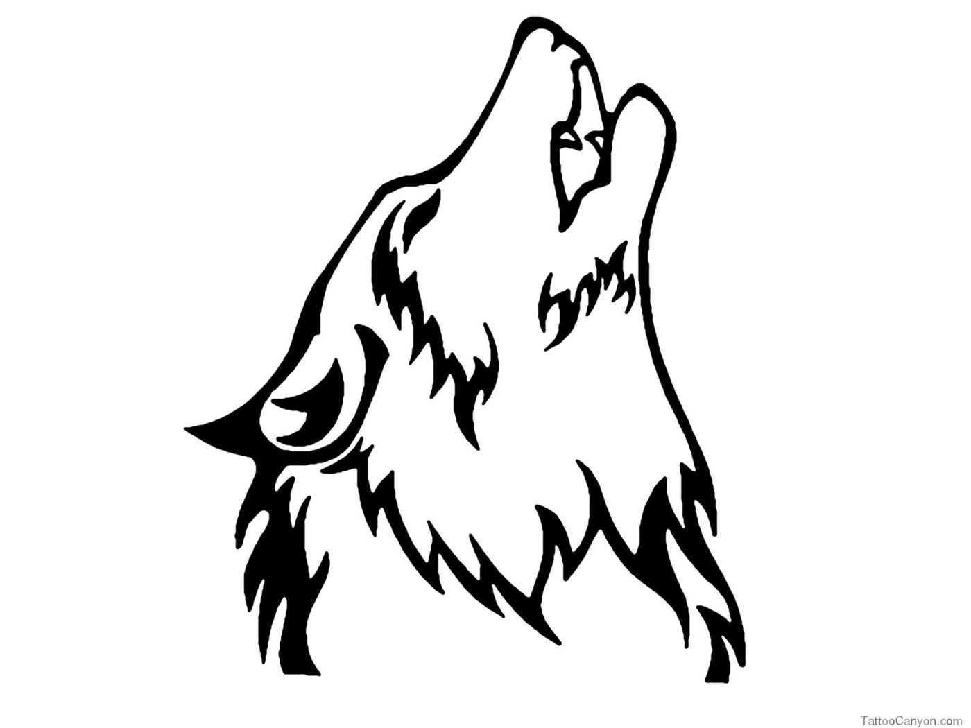 Wolf Ausmalbild Ausmalbilder Fur Kinder Wolf Tattoos Wolf Zeichnung Ausmalen