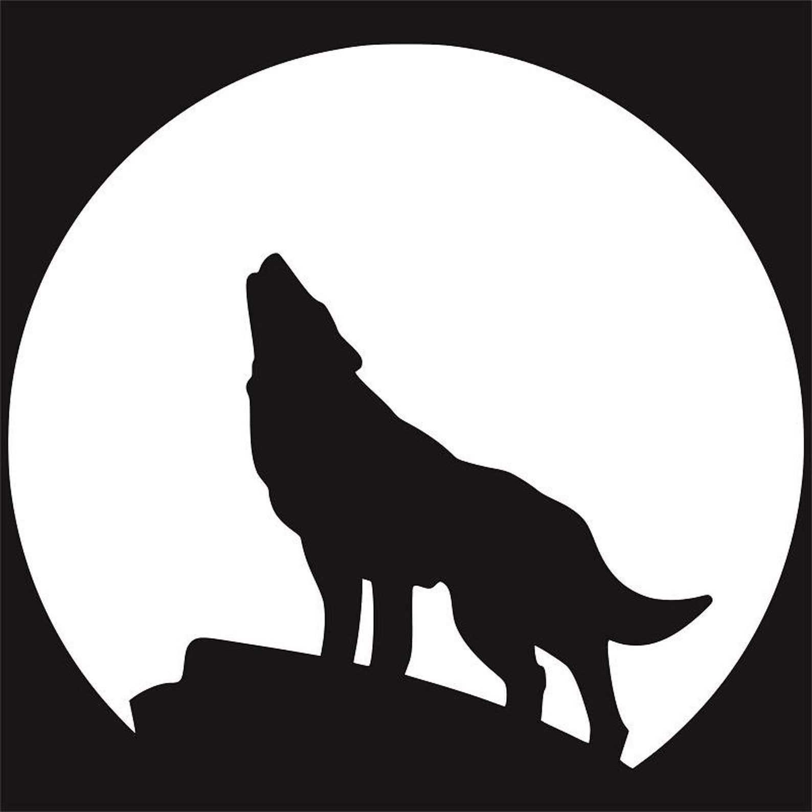 Ausmalbilder Schmetterling Vorlagen In 2020 Wolf Silhouette Wolf Stencil Moon Silhouette