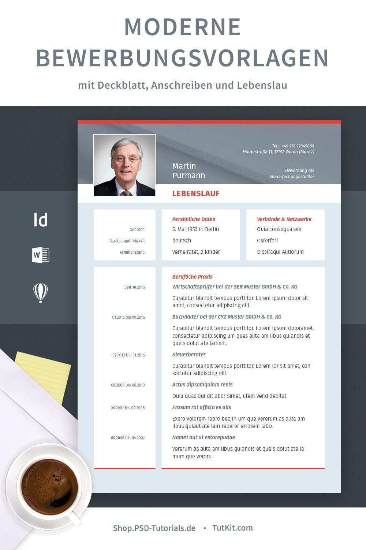 Vorlagen Fur Deine Bewerbung Indesign Word Coreldraw Deckblatt Vorlage Vorlagen Word Deckblatt