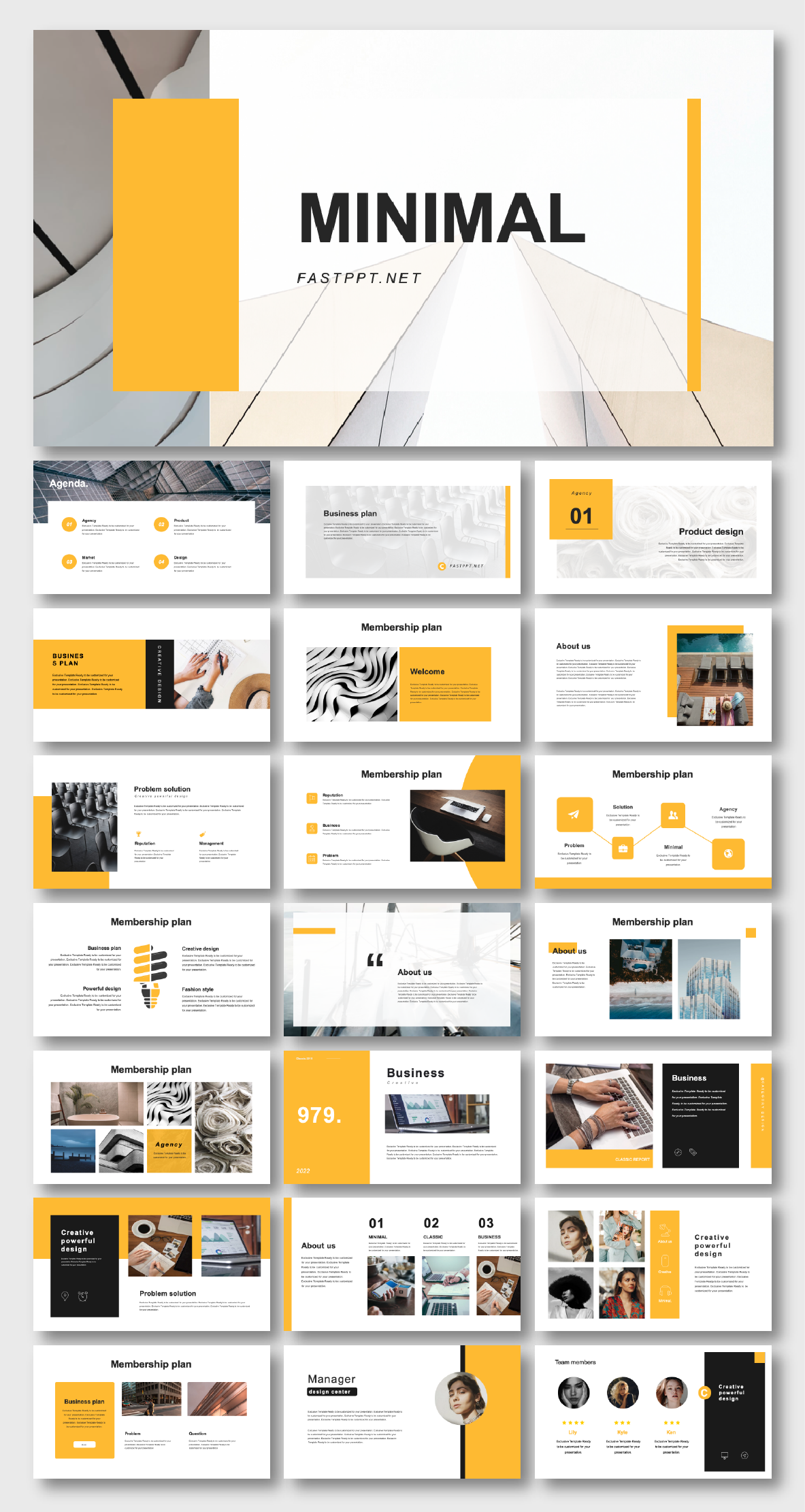 Clean Business Introduction Powerpoint Template Original And High Quality Powerpoint Templates Powerpoint Presentation Design Presentation Design Layout Portfolio Design Layout