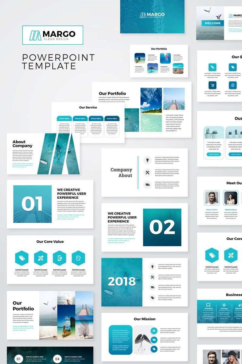 Margo Modern Presentation Powerpoint Template Powerpoint Presentation Design Presentation Slides Templates Business Powerpoint Presentation