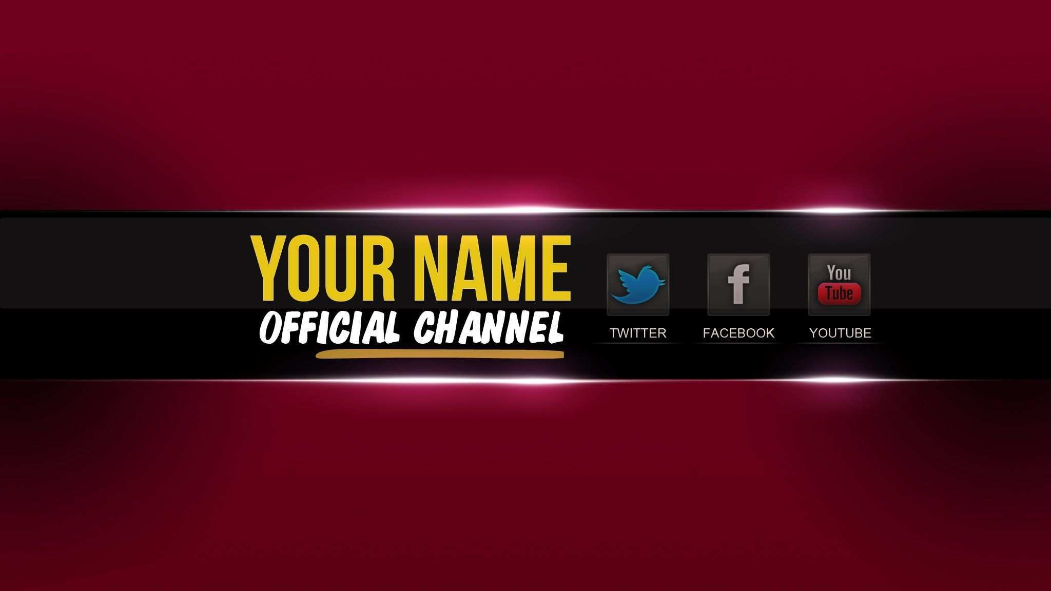 Youtube Banners Youtube Banner Template Youtube Banners Youtube Banner Backgrounds