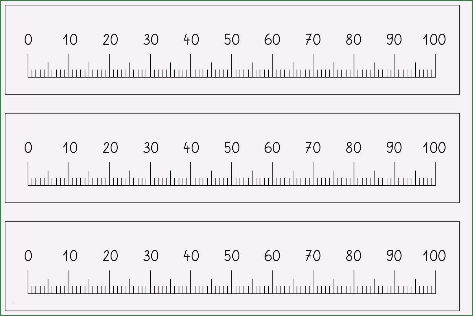 20 Tadellos Zahlenstrahl Vorlage Die Ihre Starken Beweisen Zahlenstrahl Lebenslauf Layout Lernen
