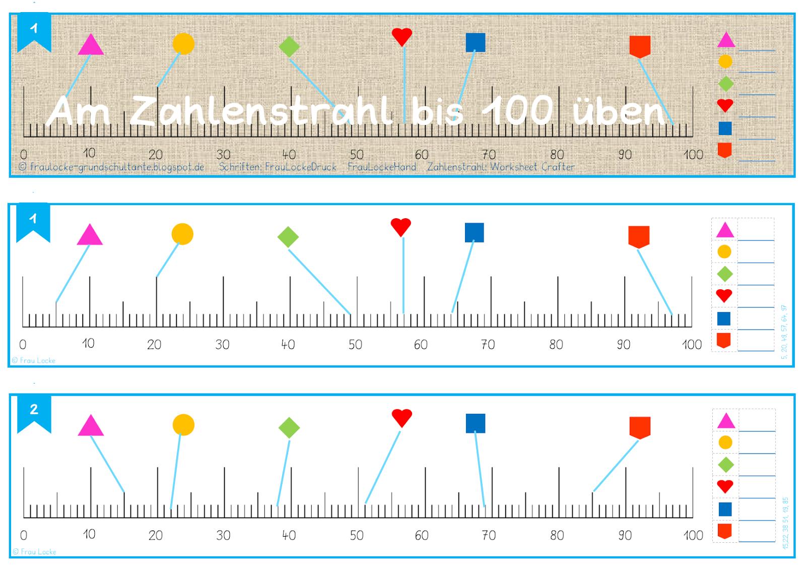 Am Zahlenstrahl Bis 100 C3 Bcben Png 1600 1135 Math Quotes Teaching Elementary School Education Math