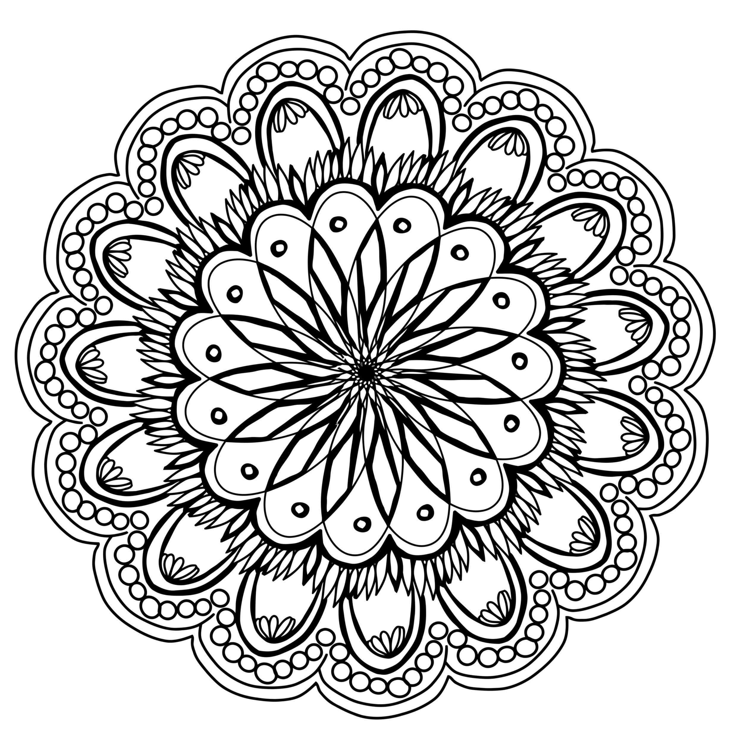 Kostenlose Mandalavorlagen Zum Herunterladen Mandala Vorlage Ausmalbilder Zeichnen Mandala Zum Ausdrucken Mandalas Mandala Ausmalen