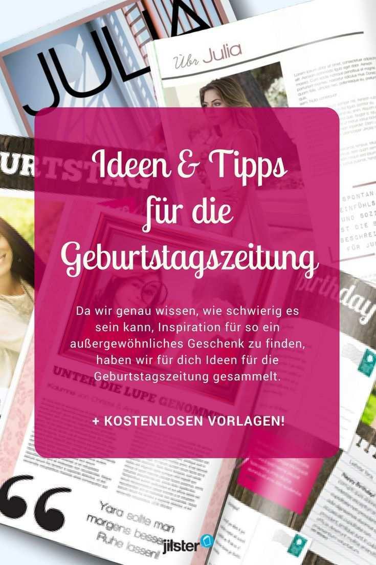 Geburtstagszeitung Ideen Vorlagen Inspiration Jilster Geburtstagszeitung Buch Und Zeitschriftendesign Geburt