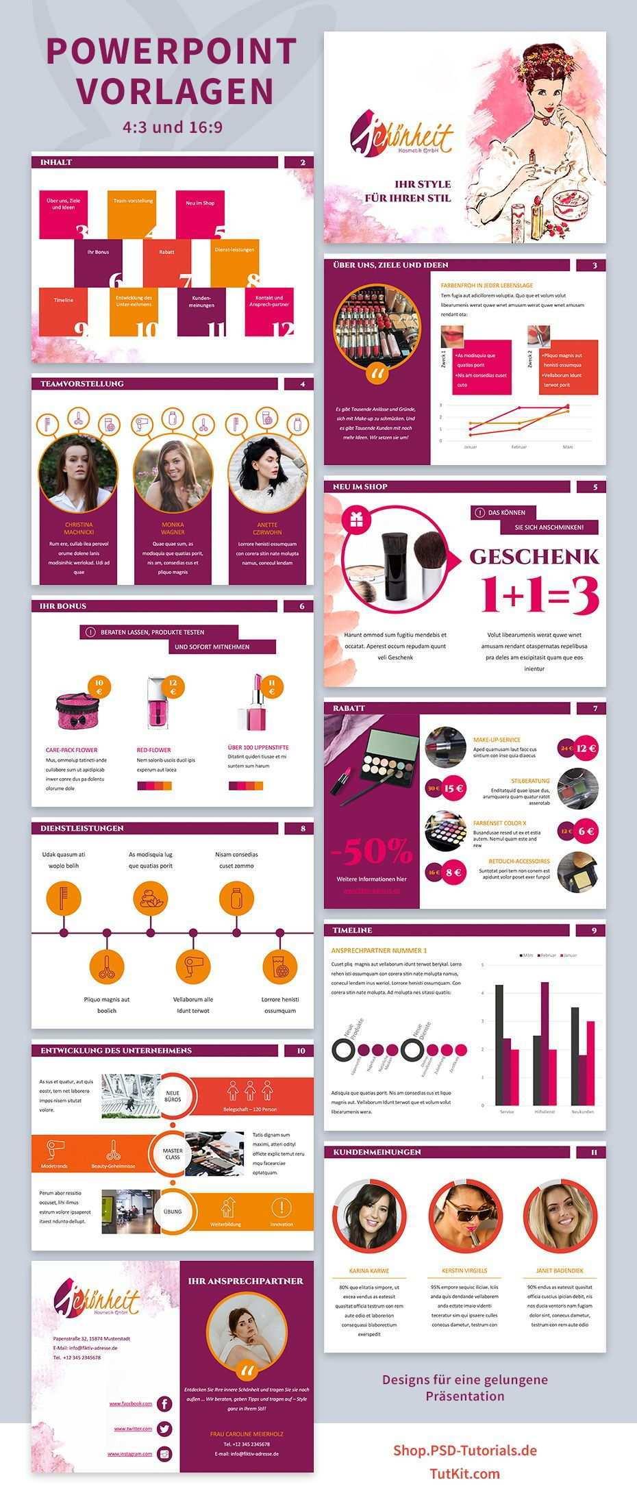 Professionelle Powerpoint Vorlagen Fertige Designs Zur Prasentation Powerpoint Vorlagen Power Point Vorlagen