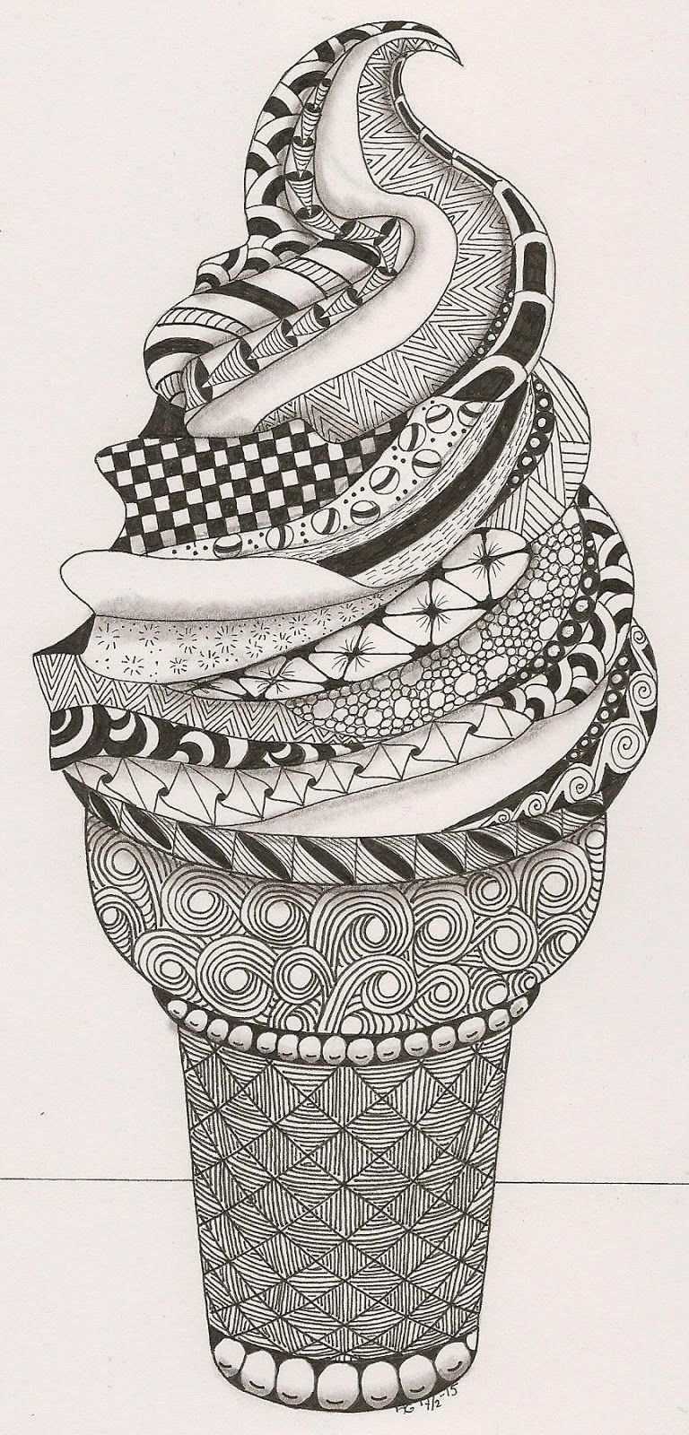 Adri Zentangle Kunst Zeichenvorlagen Zentangle Zeichnungen