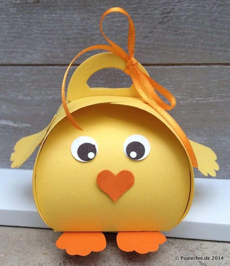 Stampin Up Zierschachtel Fur Andenken Kuken Ostern Osterkorbchen Basteln Geschenkidee Ostern Ostern Basteln Mit Kindern