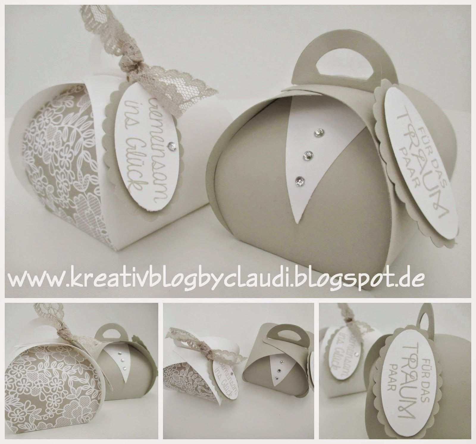 Brautpaar Geschenkschachtel Schablonen Geschenkkartons Und Geschenkschachteln