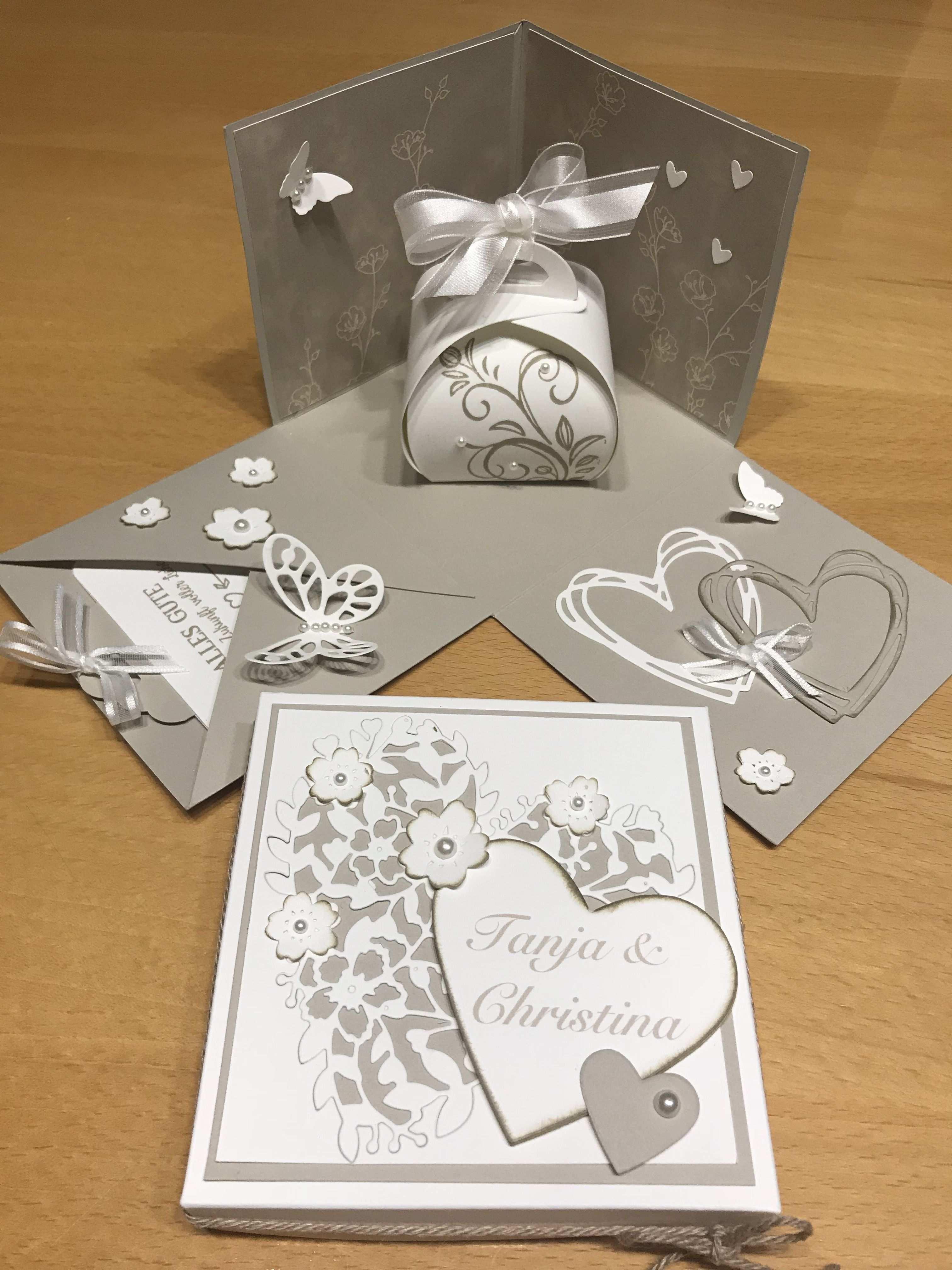 Explosionsbox Zur Hochzeit Stampin Up Geschenkbox Hochzeit Karte Hochzeit Karten Basteln