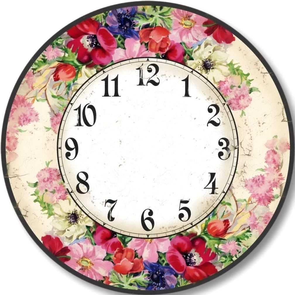 505qxs1kpsi Jpg 1008 1007 Blumenuhr Uhrideen Zifferblatt