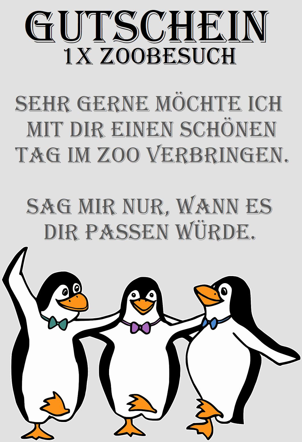 Gutscheinvorlage Fur Den Zoo Gutschein Vorlage Gutschein Vorlage Kostenlos Gutscheine Vorlagen Kostenlos Ausdrucken