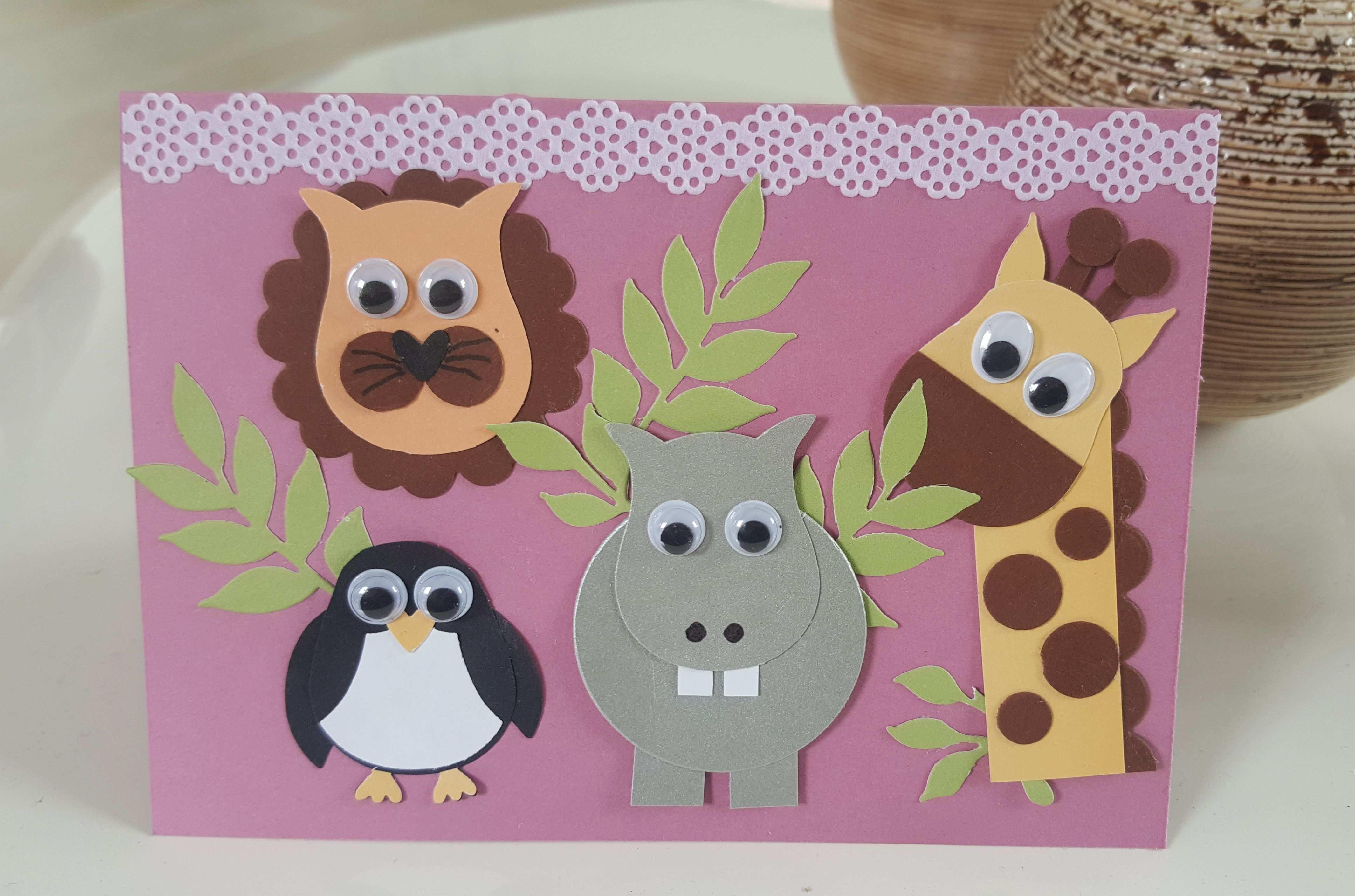 Gutschein Fur Ein Zoobesuch Gutschein Basteln Geburtstag Gutschein Basteln Zoo Gutschein Basteln Kinder