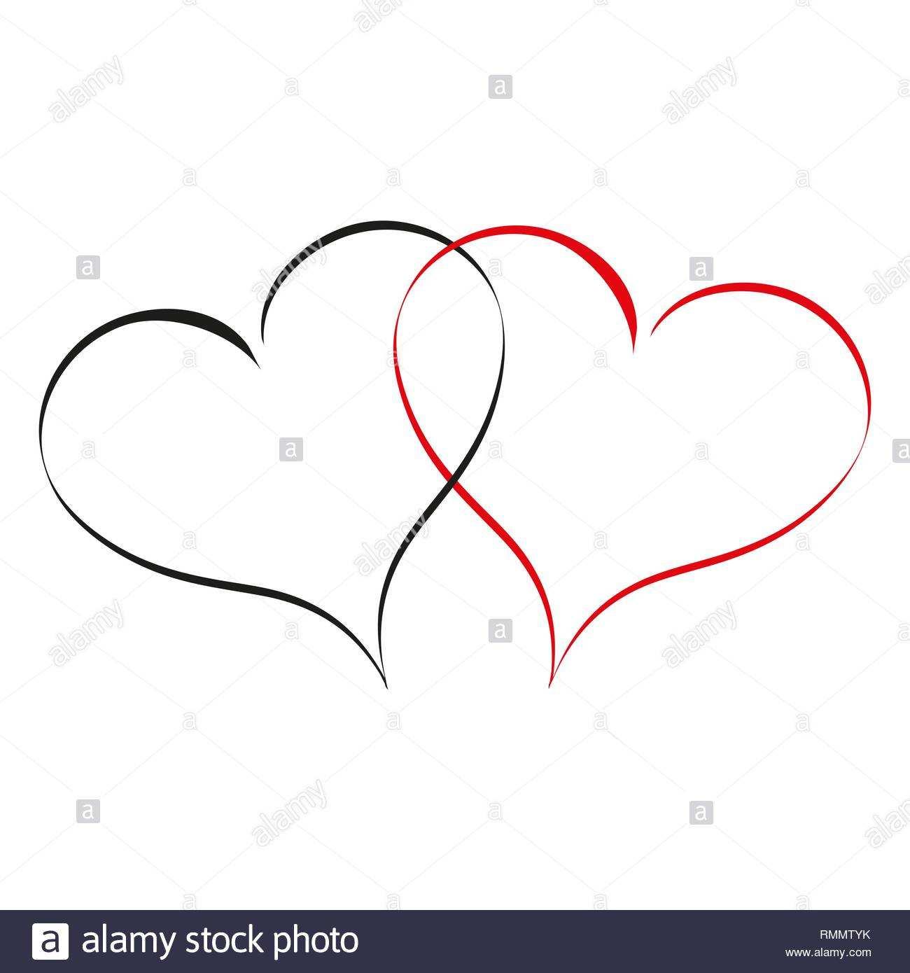 Two Two Linked Love Stockfotos Und Bilder Kaufen Seite 3 Alamy